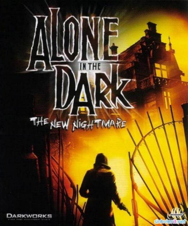 Game hành động kinh dị Alone in the Dark: The New Nightmare