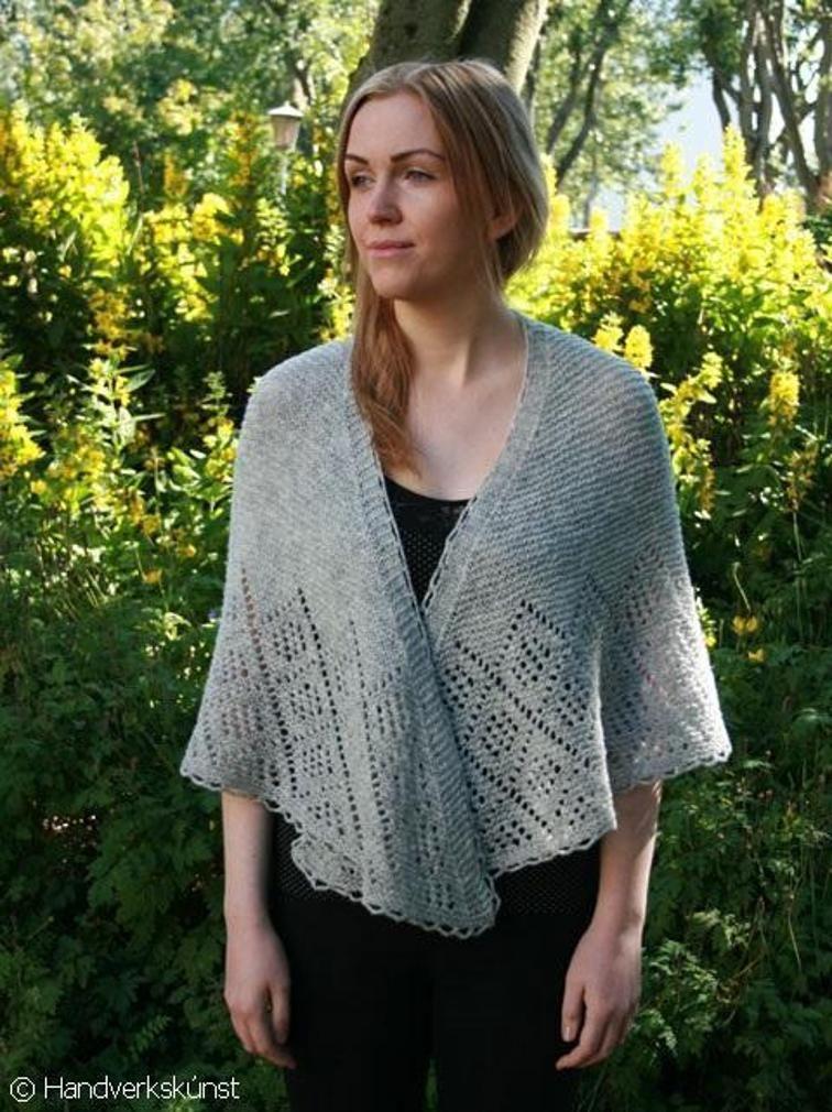 Diamond, Faroese Shawl   Pinterest   Shawl, Knit patterns and Patterns