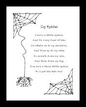 Spiders, Spider, Spiders! | Spider poem, Poetry for kids ...