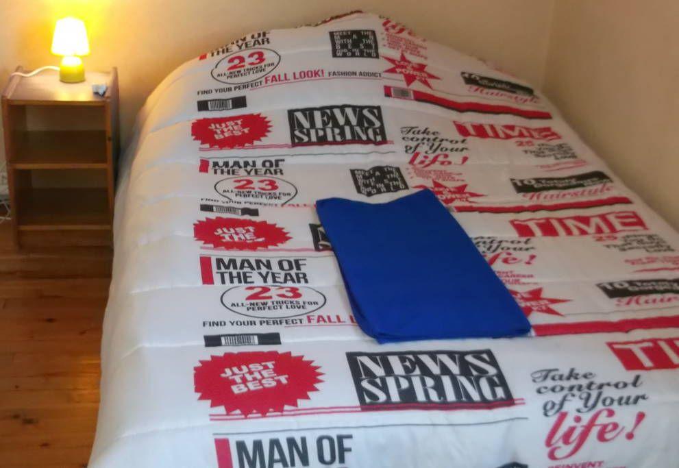 Lit 2 personnes 2 persons bed chambre chambre louer - Chambre chez l habitant marrakech ...