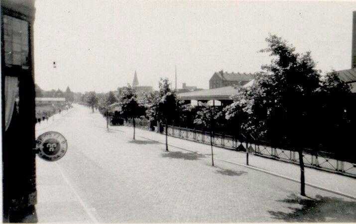 Belcrumweg, gezien vanuit Belcrumweg 3