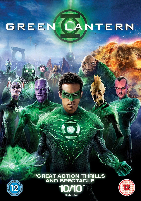 The green Lantern Green lantern movie