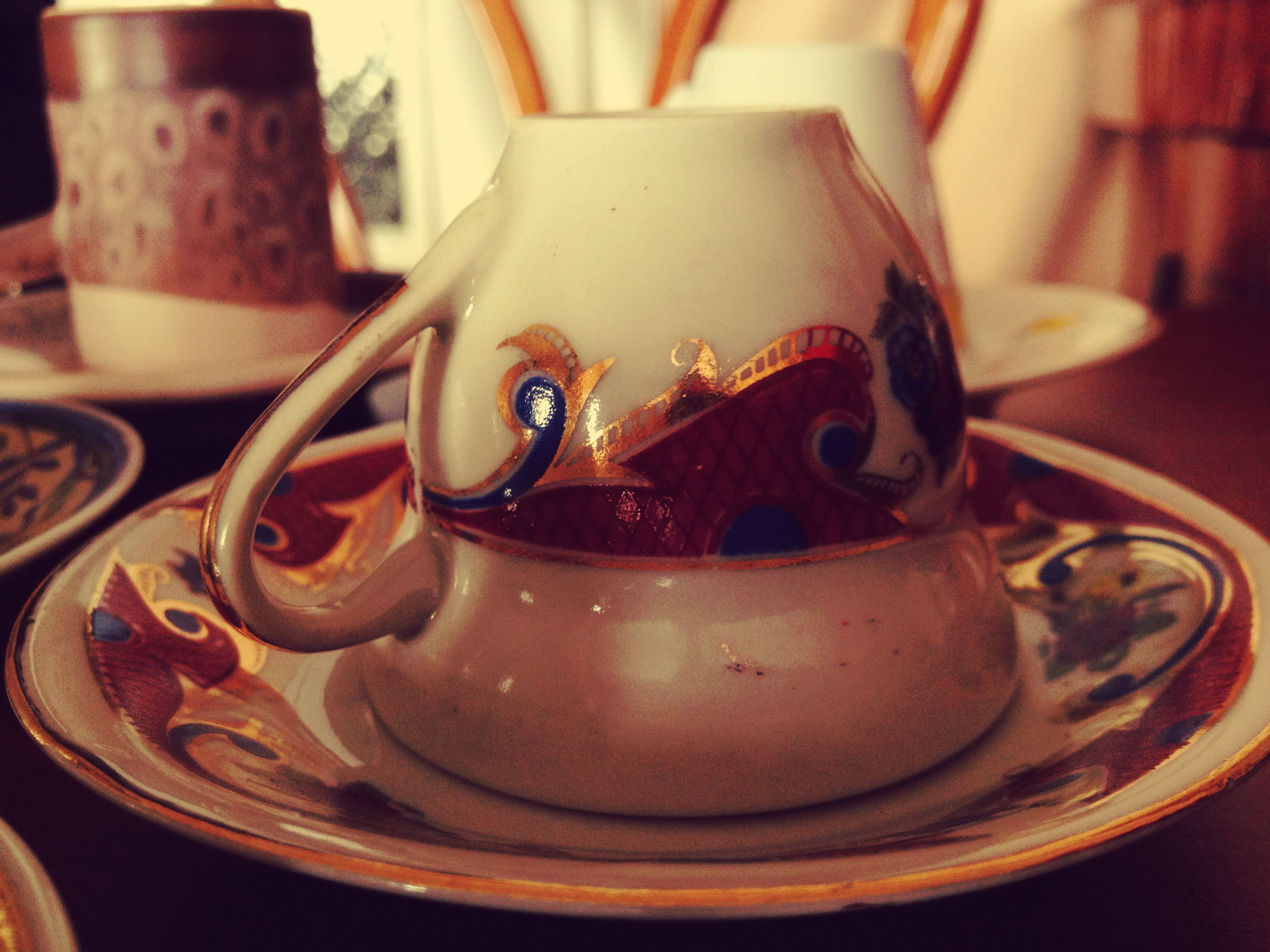 vintage turkish coffee cup from my mother's collection-vol.2
