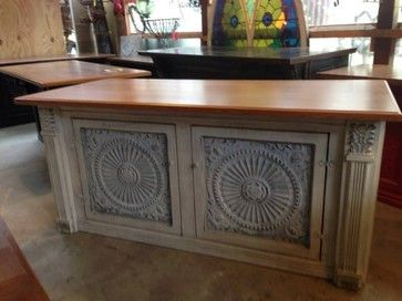 Charmant Antique Tin Furniture   Rustic   Bar Tables   Tampa   American Tin Ceiling  Company