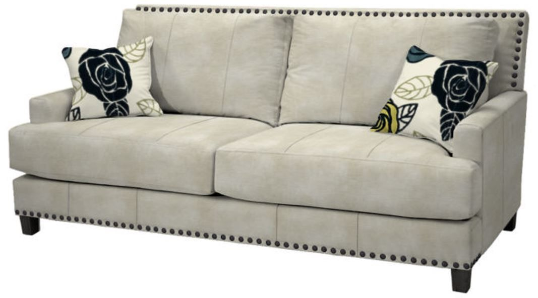 Norwalk Furniture Linkin Sofa Our But We Chose A Woven Straw Colour