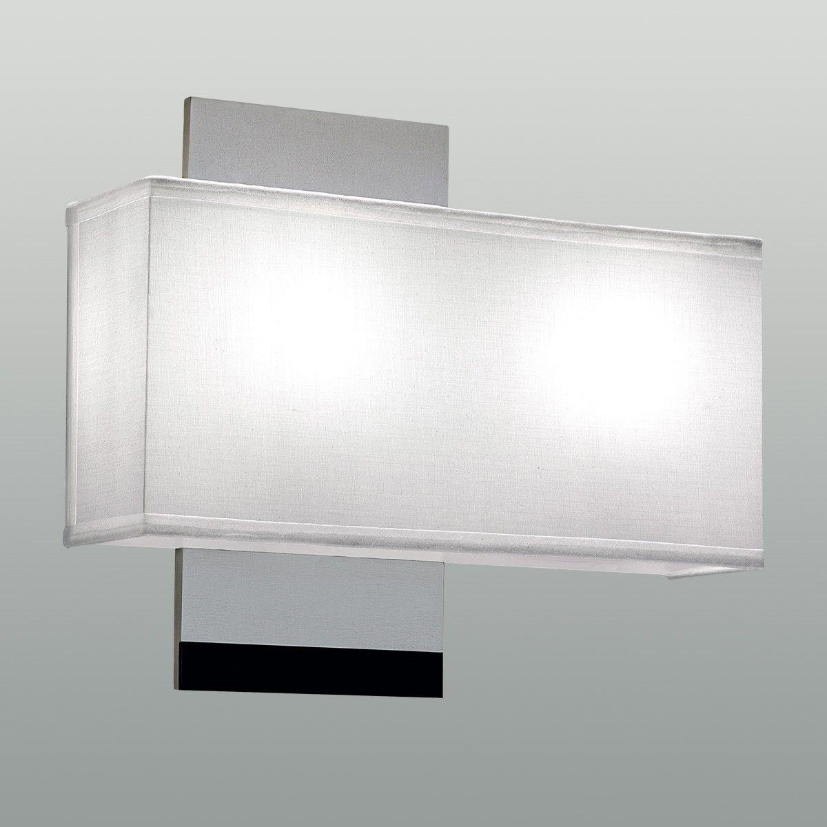 ilex architecural lighting soho double ada sconce  lighting  - ilex architecural lighting soho double ada sconce