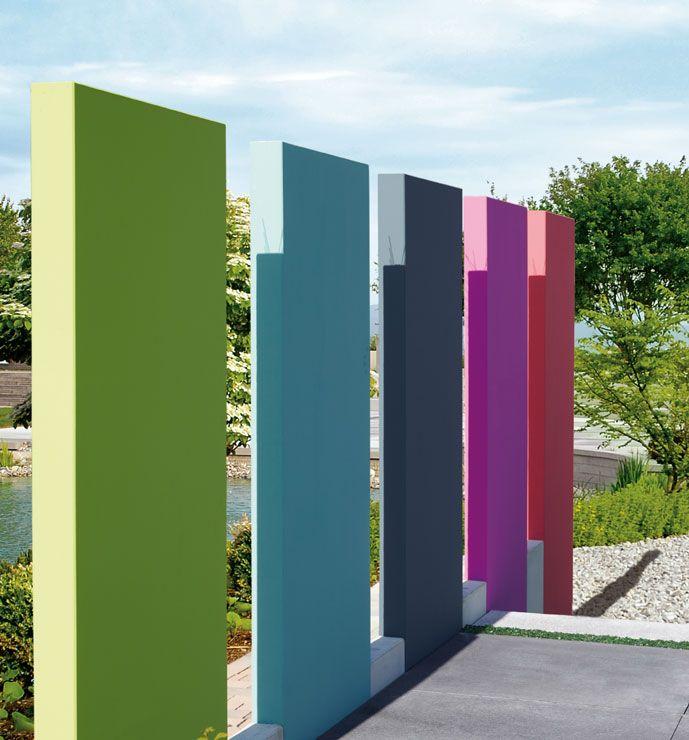 Alessio Stelen ConceptDesign bunt 12 1125   Garten   Pinterest ...