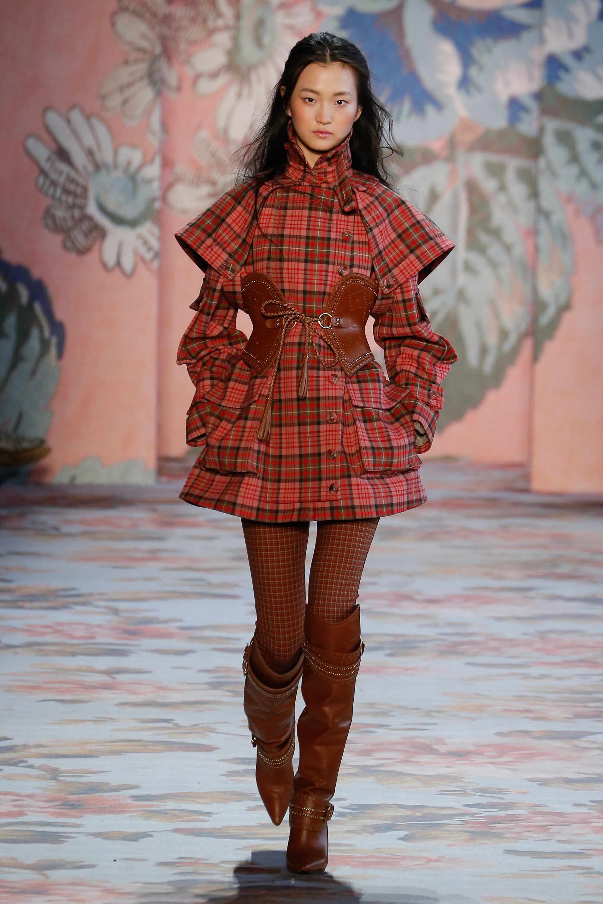 Fashion fall week trend round up