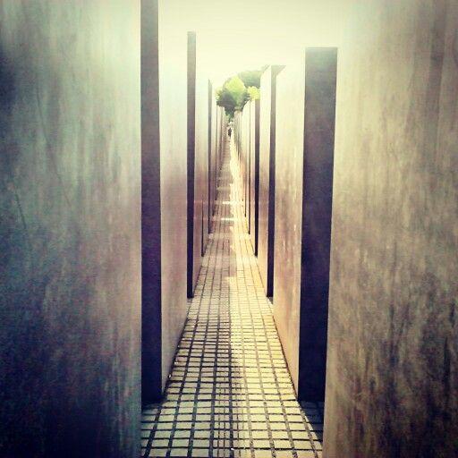 Holocaust Denkmal in Berlin