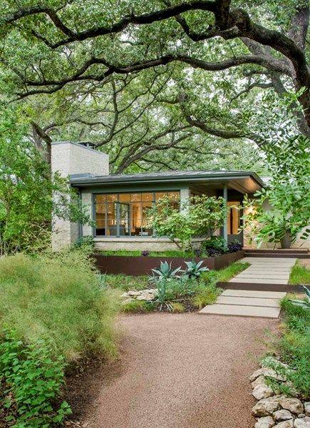 Austin Garden, Sustainable Garden Residential Retreat In Austin Ten Eyck Landscape  Architects Austin, TX Images