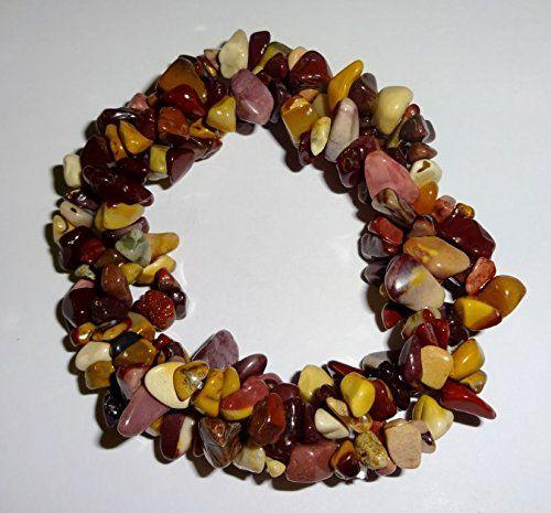 1pc Natural Mookaite Jasper Crystal Healing Triple Twist Braided Chip Gemstone 7 Inch Stretch Bracelet Sublime Gifts http://www.amazon.com/dp/B017QE95BM/ref=cm_sw_r_pi_dp_Jn4pwb07E1KX2