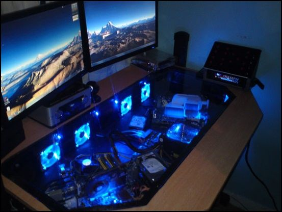 Awesome Gaming PC Setup - Best Gaming PC Setup - Rate this setup ...