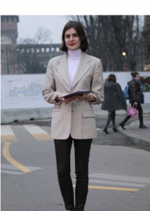 Street Style: 22 Stylish Ladies at Men's Fashion Week in Milan - FLARE