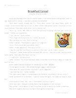 breakfast-cereal-third-grade-reading-comprehension