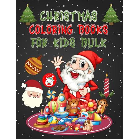 Christmas Coloring Books For Kids Bulk Christmas Coloring Books For Adults Christmas Coloring Books For Kids Bulk 50 Pages 8 5 X 11 Paperback Walmart C In 2021 Christmas Coloring Books Coloring