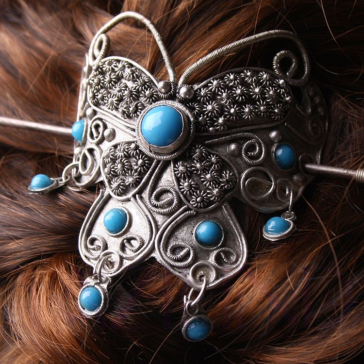 Many Types Of Hairclips That Girls And Women Use - Stylishwife