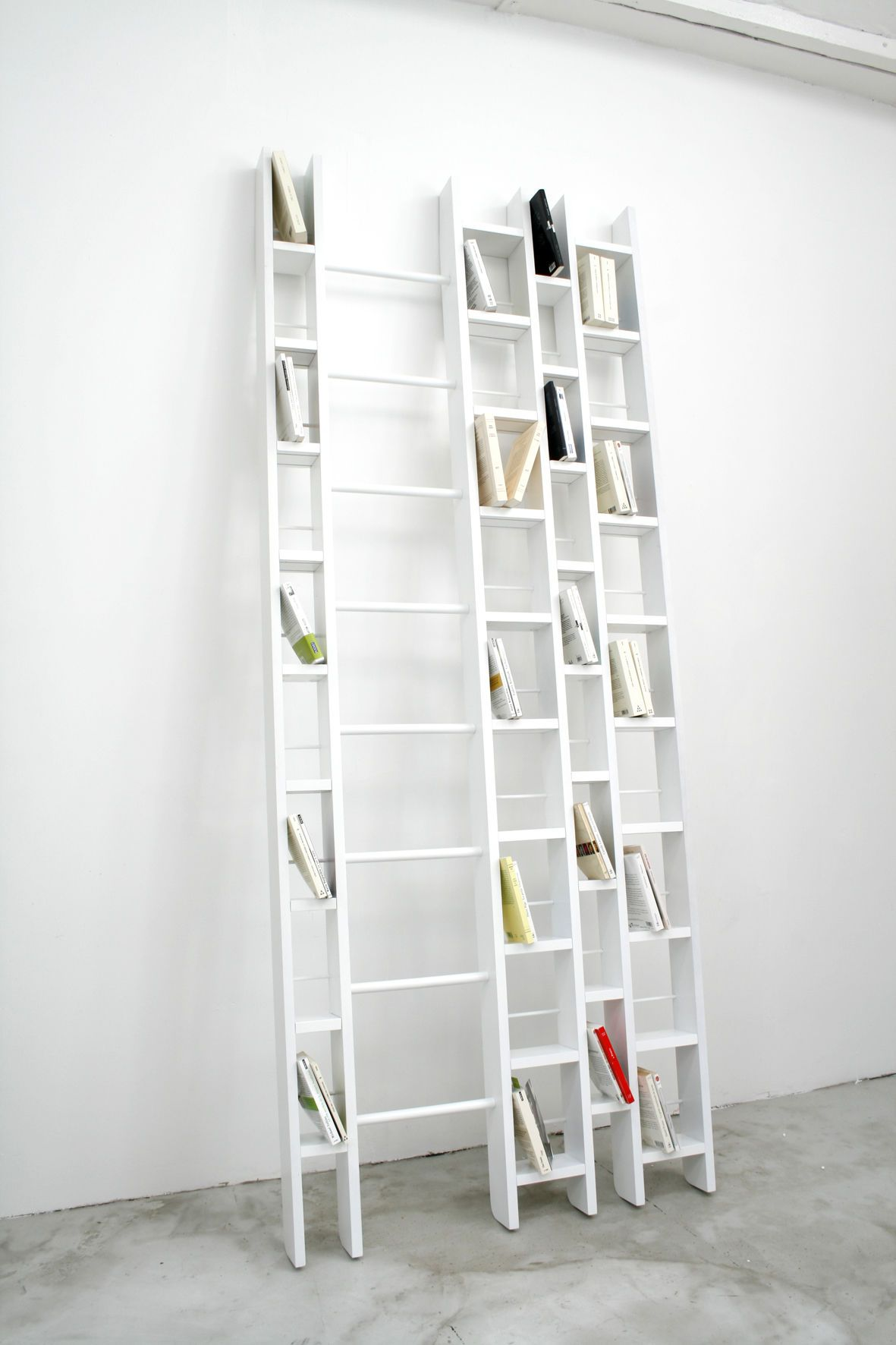 with in white full of bookcases aluminum bookshelf conjunction plus array stairway bookcase size desk also