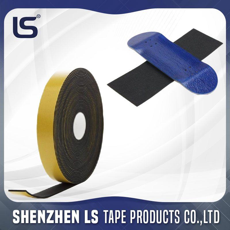 Ls Jumbo Roll 25mm 35mm Width Neoprene Fingerboard Foam Grip Tape Tape Foam Foam Tape