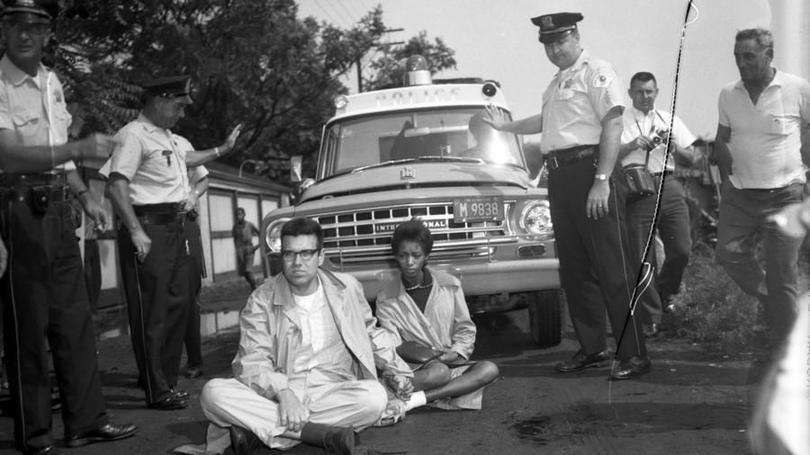 BUSTED: Bernie Sanders Arrested for Demanding Justice in 1963 (PHOTOS) - Vets For Bernie