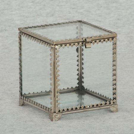 Box with Metal Border IDD110 / AA GAR5077 R 110
