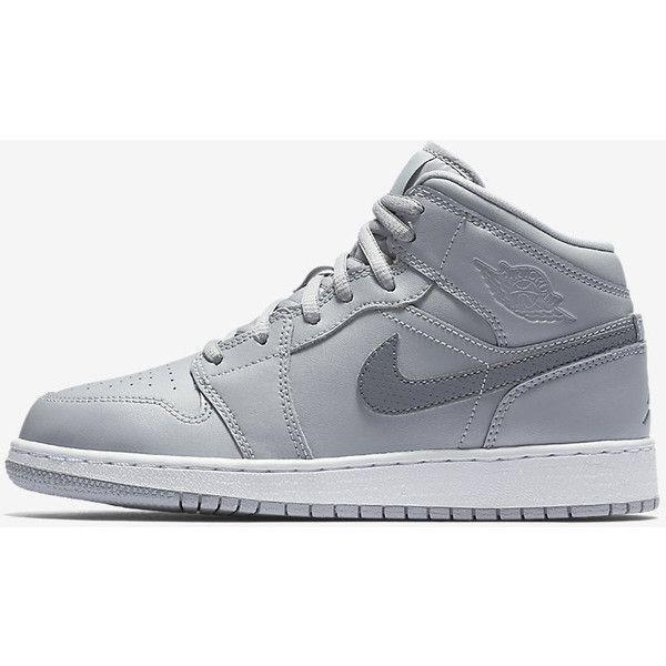 low cost 98ec2 9e56b Air Jordan 1 Mid (3.5y-7y) Big Kids  Shoe. Nike