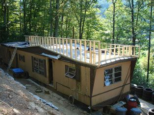 environmentally friendly houses- the ultimate green mobile home