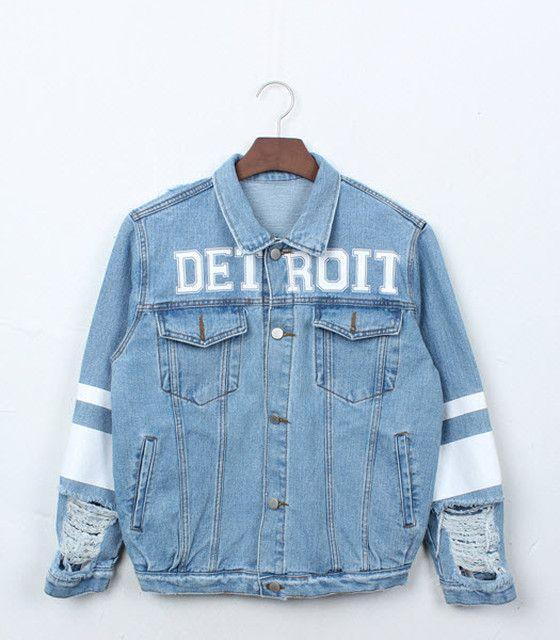 Jeansjacka Detroit för 999 kr, från Modekungen