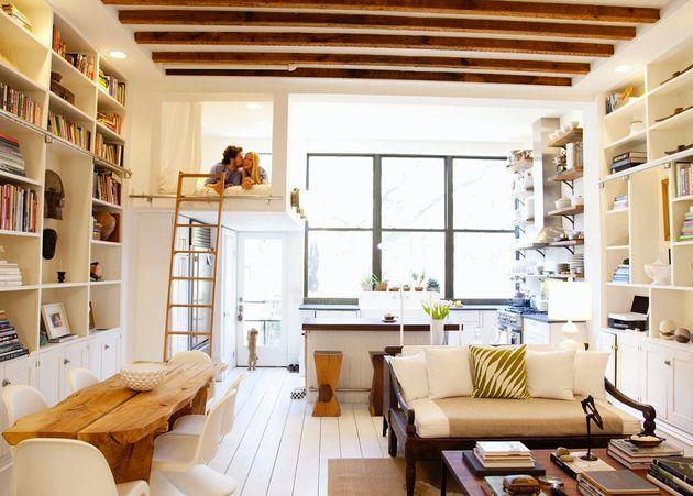 Studio Apartment by The Brooklyn Home Company My dream studio apt