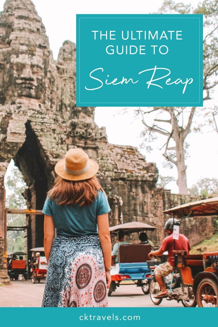 Things to do in Siem Reap, Cambodia (besides temples) - the ultimate travel guide  #siemreap #cambodia #temples #travel #city #guide #best #top #things #places #what #eating #drinking #food #drink #sightseeing #tours #asia #southeast #backpacking
