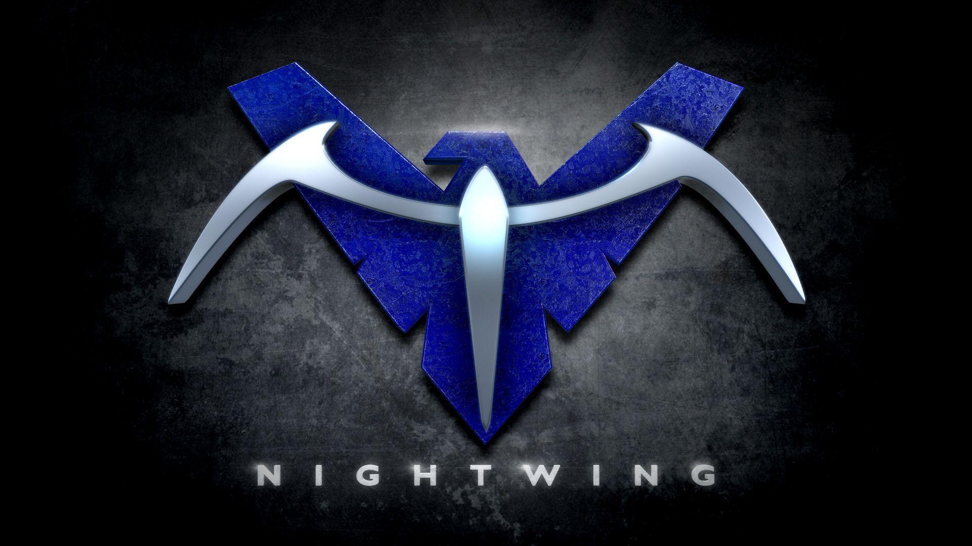 73 Nightwing Logo Wallpapers on WallpaperPlay 4K, 2020
