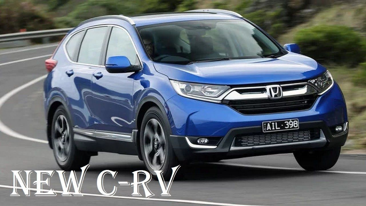 Honda C Rv 2018 Turbo Hybrid Review Interior Engine Specs Reviews Honda Hrv Honda Cr Honda Crv