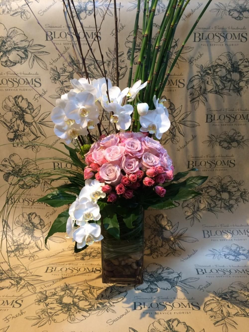 Birmingham Florist Upscale floral delivery to the entire