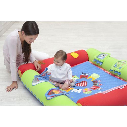 Baby fitness Top Play - Área de juego gimnasia bebé #baby #toys ...