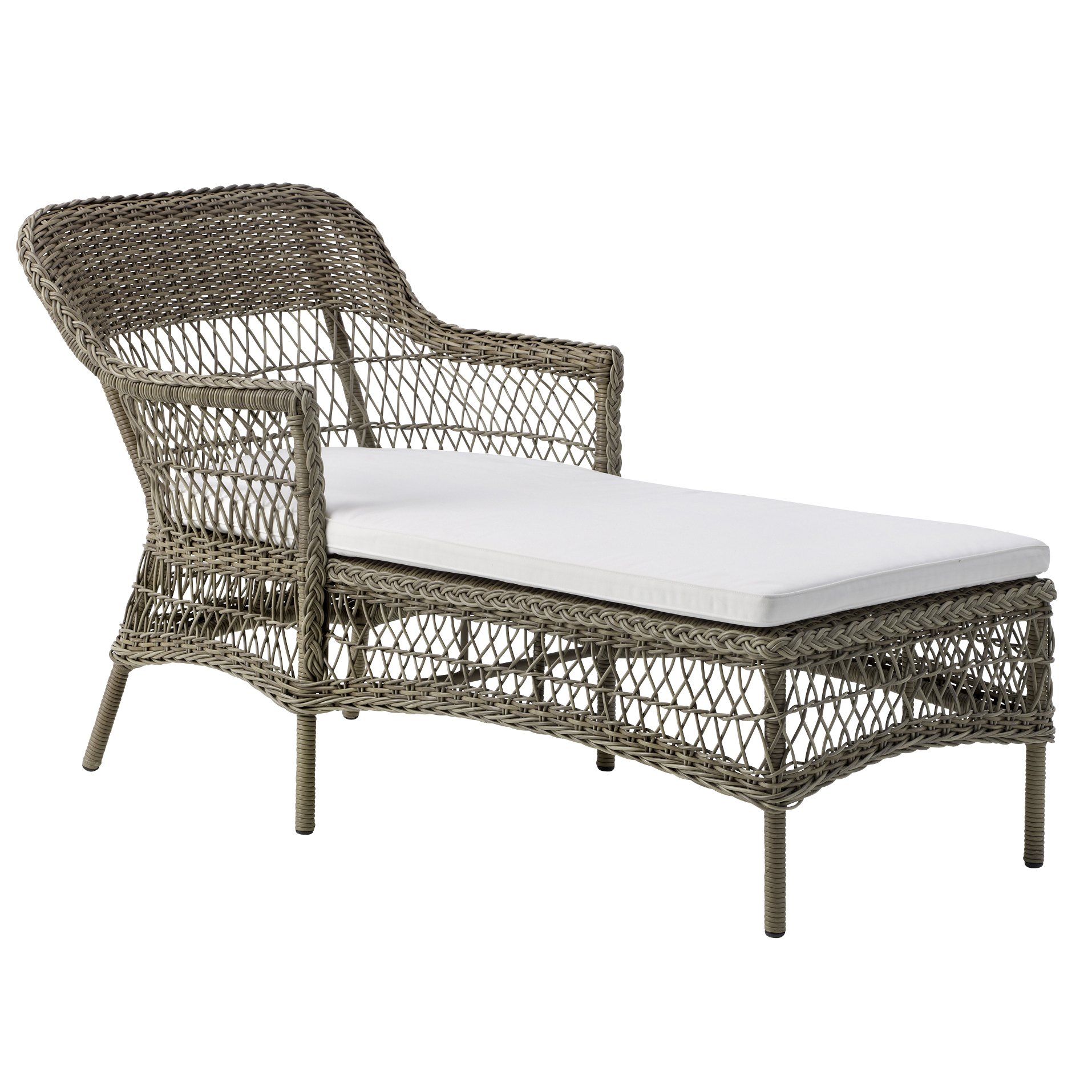 Sika Design Olivia Chaise Lounge Chair