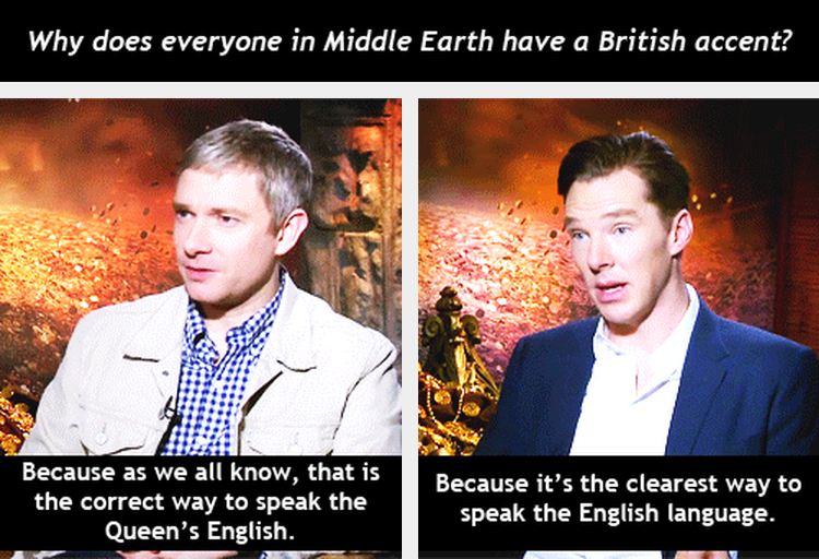 Martin Freeman and Benedict Cumberbatch | SHERLOCK