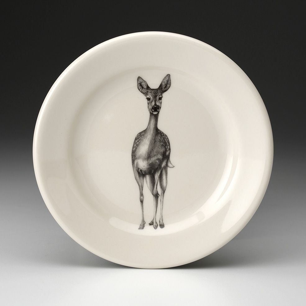 Laura Zindel Design - Bread Plate Fallow Doe Deer $26.00 (/ & Laura Zindel Design - Bread Plate: Fallow Doe Deer $26.00 (http ...