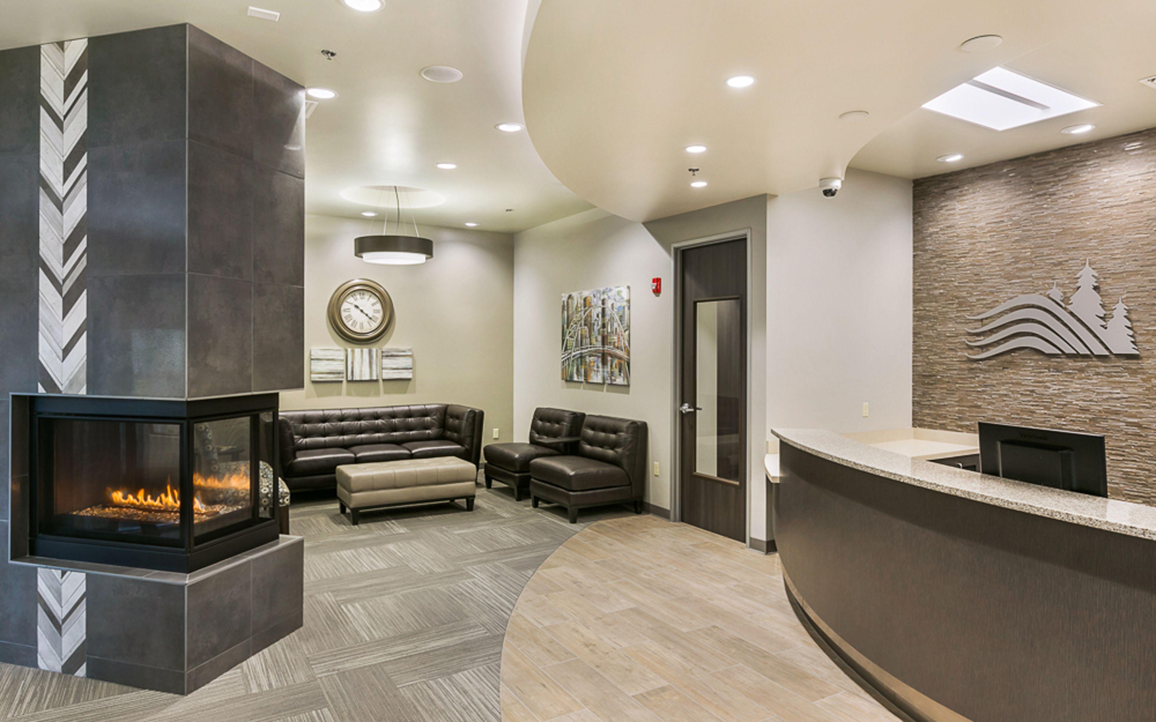 gresham dental group, gresham or- modern dental office design