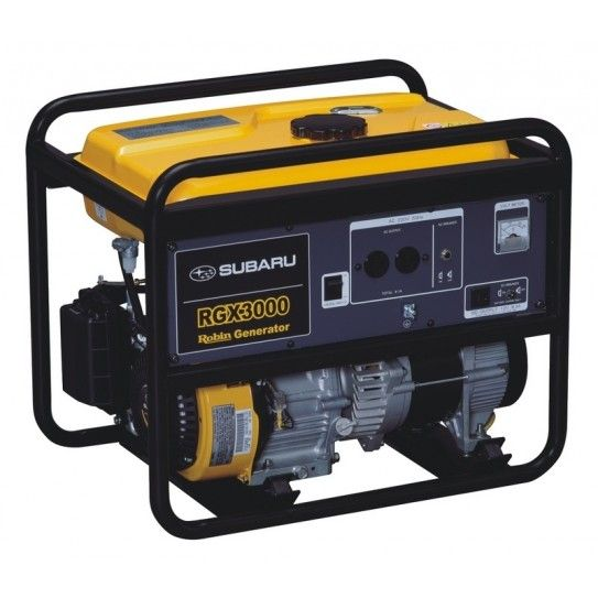 Subaru Ed Petrol 2 4kva Generator This Heavy Duty Is Built To Provide Strength For Agricultural Construction And