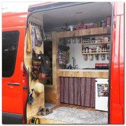 Van Kitchen Ideas