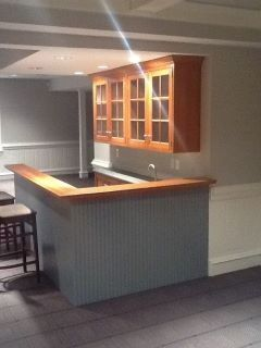 Small Basement Bar Design, Pictures, Remodel, Decor And Ideas