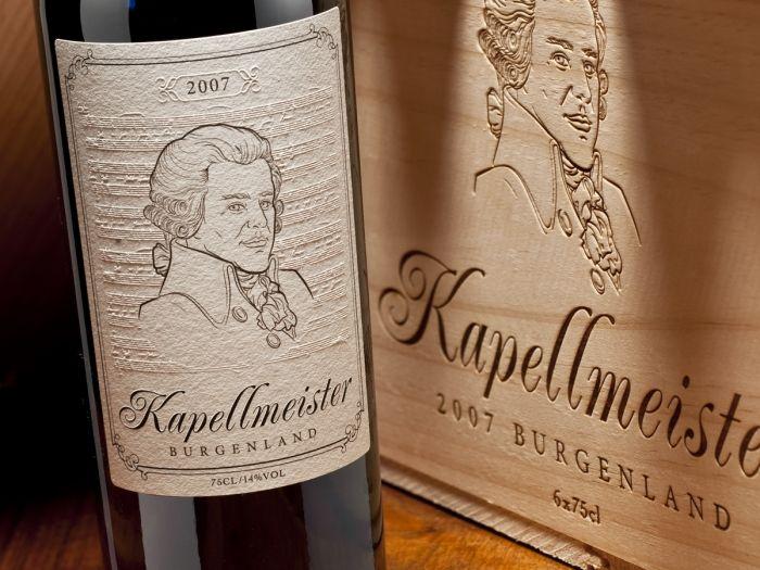 Gestaltungskonzept Kapellmeister, Österreich – Packaging Design