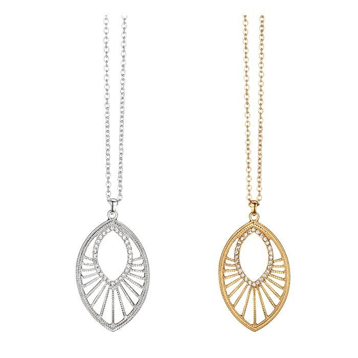 Beautiful Sunrise Long Pendant Necklace | AVON  #Avon #Jewelry - Shop for Avon Jewelry at:  https://www.avon.com/category/jewelry?rep=barbieb