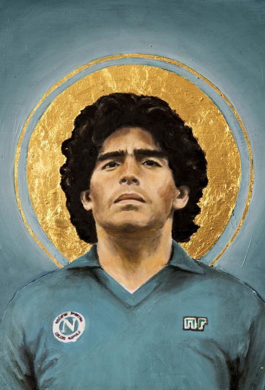 Toll Football Icon Diego Maradona Alu Dibond Druck Jetzt Bestellen Unter:  Https://moebel.ladendirekt.de/dekoration /bilder Und Rahmen/poster/?uidu003d719248cu2026