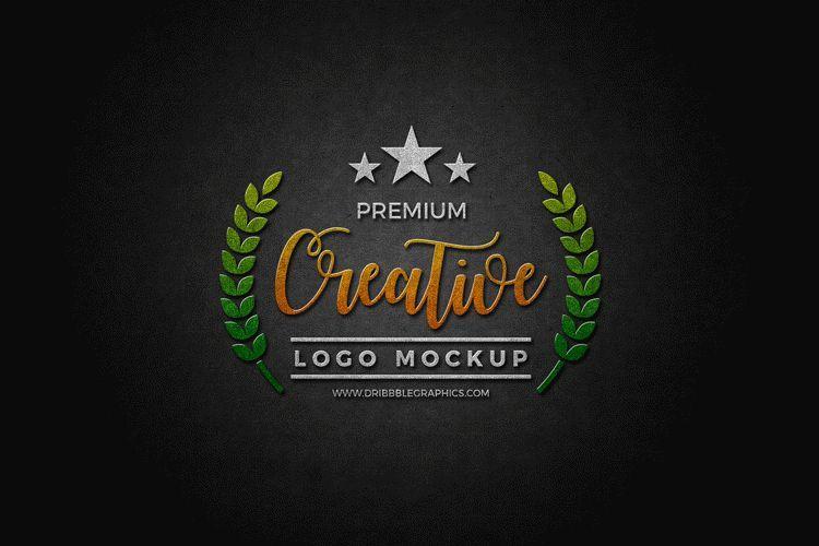 Free Logo Branding Mockup Psd Download Free Logo Mockup Psd Logo Mockup Free Logo Mockup