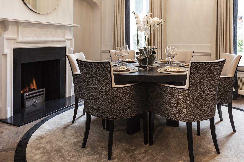 Astonishing Hogarth House Dining Room The Sofa Chair Company Creativecarmelina Interior Chair Design Creativecarmelinacom