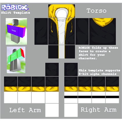 Roblox R6 Shirt Template - Get Robux Survey