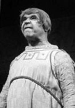 David Burns A Funny Thing Happened On The Way To The Forum 1963
