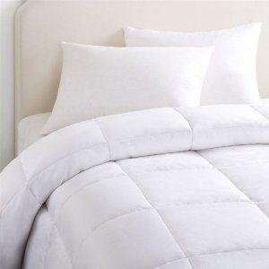 $49 Comfort Classics 200TC Sateen Down Alternative Comforter