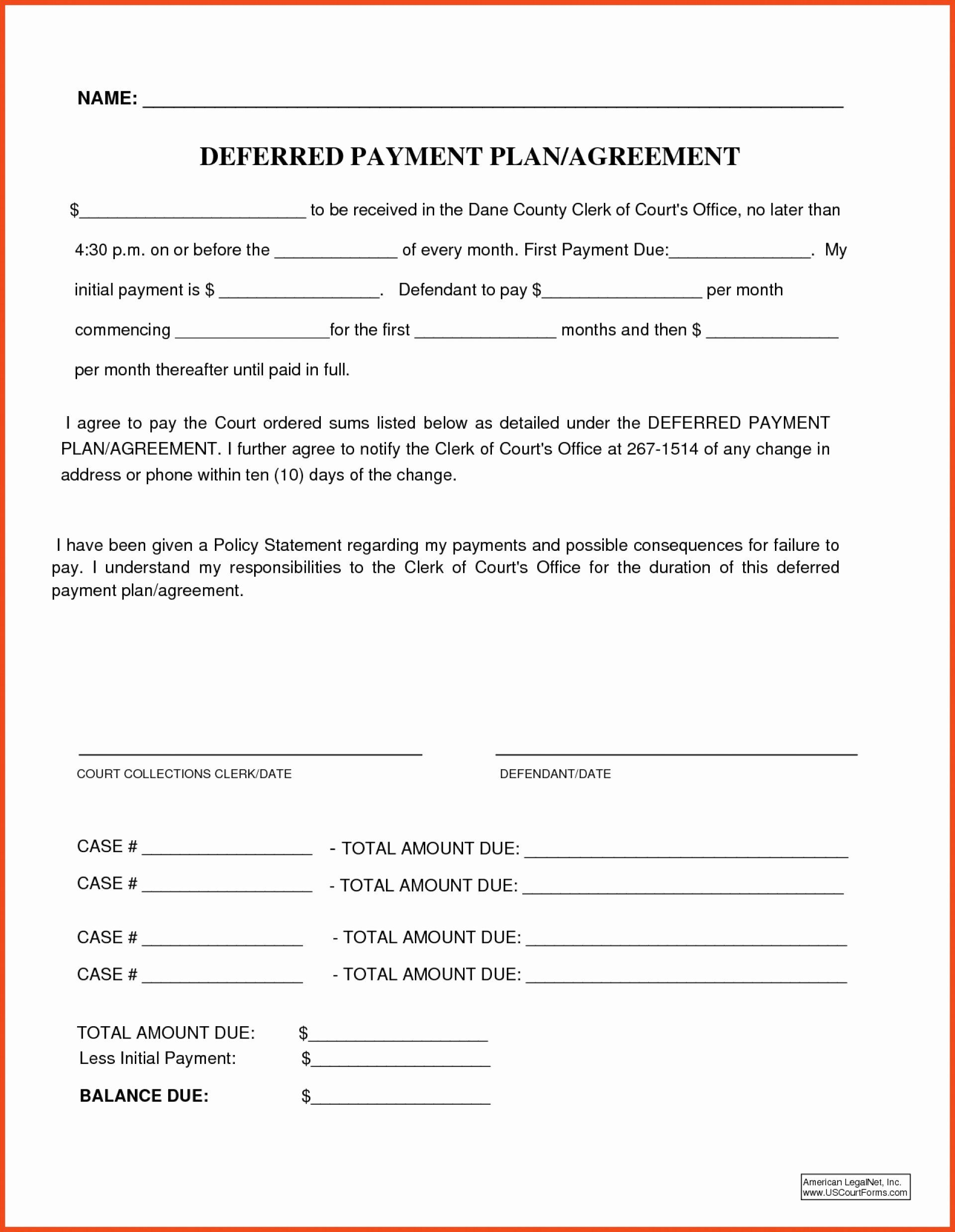 Dental Payment Plan Agreement Template In 2020 How To Plan