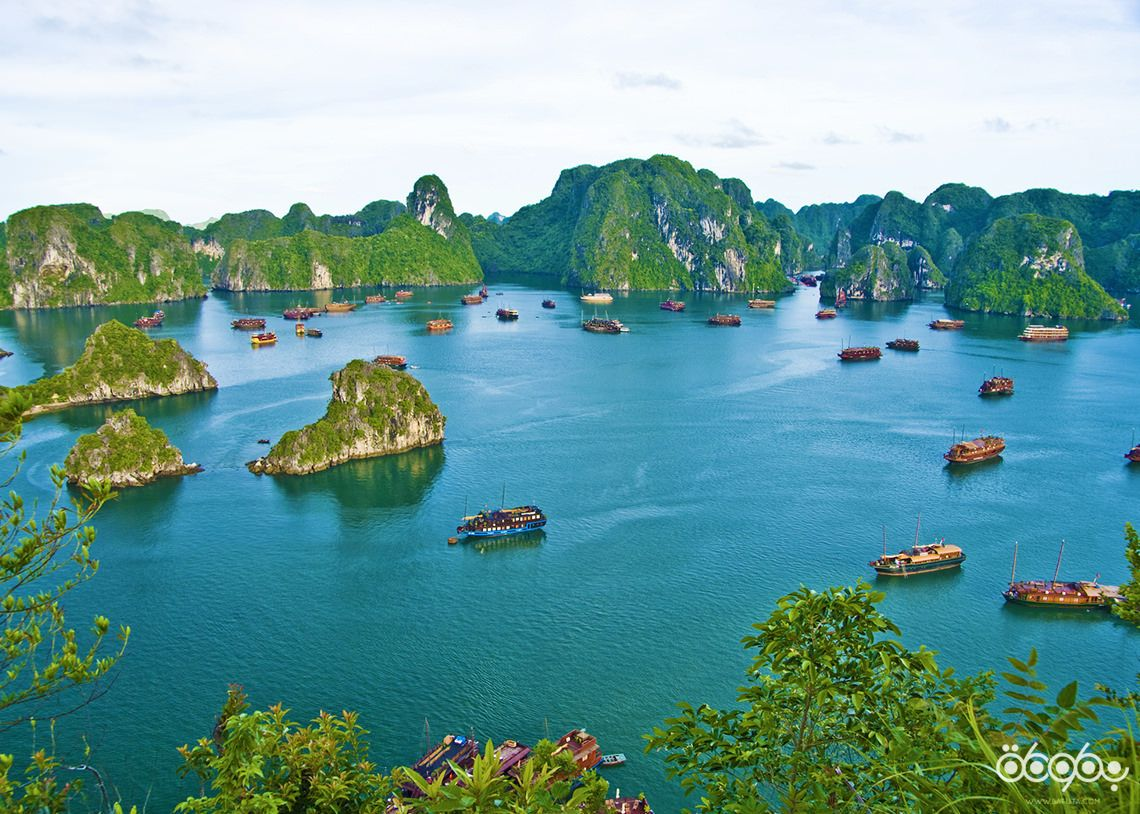 خليج هالونج فيتنام عروض بطوطة Halong Bay Vietnam Vietnam Vietnam Cruise